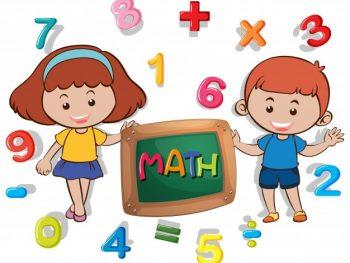 Математически състезания за четвъртокласници!